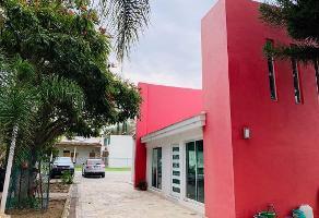 Foto de casa en venta en calzada nogales 23, jardines de la calera, tlajomulco de zúñiga, jalisco, 0 No. 01