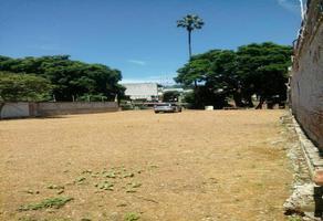 Foto de terreno comercial en venta en calzada porfirio díaz , reforma, oaxaca de juárez, oaxaca, 0 No. 01