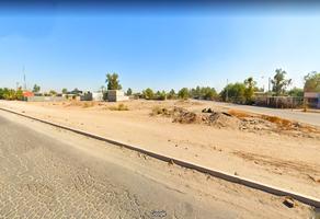 Foto de terreno habitacional en venta en calzada robledo industrial , los encinos, mexicali, baja california, 19298504 No. 01