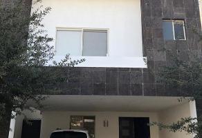 Foto de casa en venta en  , calzadas anáhuac, general escobedo, nuevo león, 12007529 No. 01