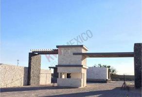 Foto de terreno habitacional en venta en camino a el pozo 34, misión de concá, querétaro, querétaro, 17813916 No. 01