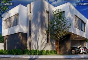 Foto de casa en venta en camino a , el refugio, monterrey, nuevo león, 0 No. 01