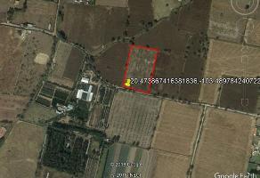Foto de terreno habitacional en venta en camino a huertas productivas , santa cruz de las flores, tlajomulco de zúñiga, jalisco, 5923895 No. 01