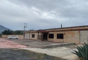 Foto de rancho en venta en camino a icamole , icamole, garcía, nuevo león, 14604454 No. 01
