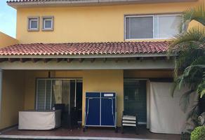 Foto de casa en condominio en venta en camino a jiutepec , el paraíso, jiutepec, morelos, 8412203 No. 01