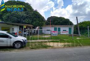 Foto de terreno habitacional en venta en camino a juana moza kilometro 2.4 , isla de juana moza, tuxpan, veracruz de ignacio de la llave, 19219364 No. 01