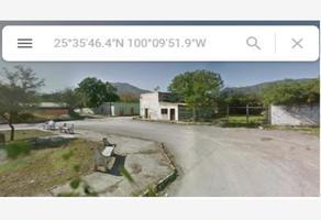 Foto de terreno comercial en venta en camino a la boca 687, san roque, juárez, nuevo león, 7615315 No. 01