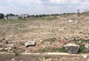 Foto de terreno habitacional en venta en camino a la mina 1, jardines de tecámac, tecámac, méxico, 5235993 No. 01
