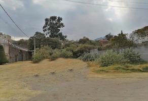 Foto de terreno habitacional en venta en camino a las diligencias , san andrés totoltepec, tlalpan, df / cdmx, 17838797 No. 01