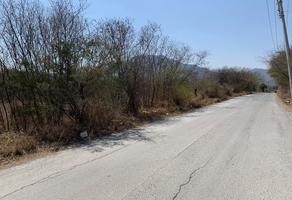 Foto de terreno habitacional en venta en camino a las espinas , arboledas de san roque, juárez, nuevo león, 19018967 No. 01