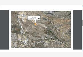 Foto de terreno industrial en venta en camino a loma alta , loma alta, arteaga, coahuila de zaragoza, 9694173 No. 01