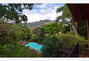 Foto de casa en venta en camino a mextitla 54, valle de cuernavaca, tepoztlán, morelos, 12937180 No. 01