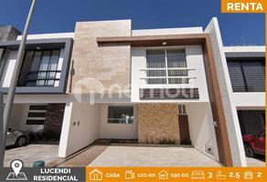 Foto de casa en renta en camino a ocotlan 902, residencial torrecillas, san pedro cholula, puebla, 15714855 No. 01
