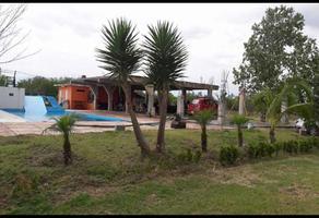 Foto de rancho en venta en camino a raices , camachito, linares, nuevo león, 18995162 No. 01