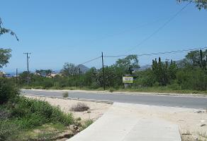 Foto de terreno habitacional en venta en camino a rancho paraiso , el tezal, los cabos, baja california sur, 2743911 No. 01