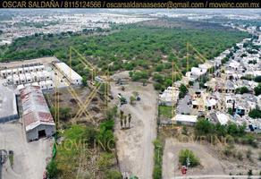 Foto de terreno habitacional en venta en camino a san javier , huinalá, apodaca, nuevo león, 17977883 No. 01