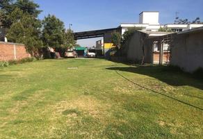 Foto de terreno habitacional en venta en camino a san miguel , barrio san pedro zona norte, almoloya de juárez, méxico, 0 No. 01