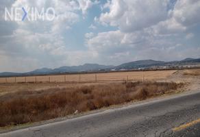 Foto de terreno industrial en venta en camino a tellez 212, acayuca, zapotlán de juárez, hidalgo, 17989787 No. 01