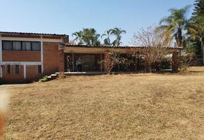 Foto de casa en venta en camino a tepoztlán 0, chamilpa, cuernavaca, morelos, 5551551 No. 01