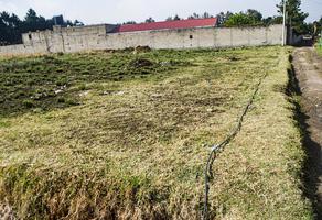 Foto de terreno habitacional en venta en camino a tlacotepec 0, nueva san francisco, toluca, méxico, 20114958 No. 01