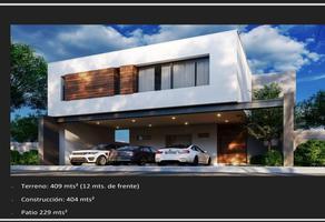 Foto de casa en venta en camino a , valle de bosquencinos 1era. etapa, monterrey, nuevo león, 0 No. 01