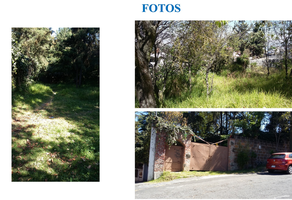 Foto de terreno habitacional en venta en camino a xicalco , san andrés totoltepec, tlalpan, df / cdmx, 18346984 No. 01