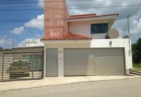 Foto de casa en venta en camino al club campestre , club de golf campestre, tuxtla gutiérrez, chiapas, 16668634 No. 01