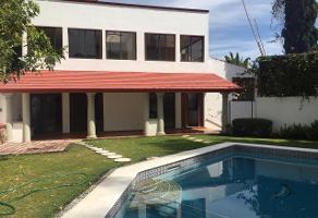 Foto de casa en venta en camino al monasterio , rancho cortes, cuernavaca, morelos, 16439405 No. 01