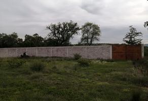 Foto de terreno habitacional en venta en camino antiguo a zumpango , fraccionamiento villas de zumpango, zumpango, méxico, 0 No. 01