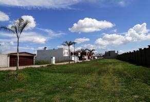 Foto de terreno habitacional en venta en camino antiguo rancho a morillotla 3206, morillotla, san andrés cholula, puebla, 0 No. 01