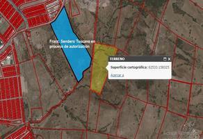 Foto de terreno habitacional en venta en camino conocido sn , rodolfo landeros gallegos, aguascalientes, aguascalientes, 0 No. 01
