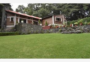 Foto de casa en venta en camino de las fresas , ex-hacienda jajalpa, ocoyoacac, méxico, 18319491 No. 01