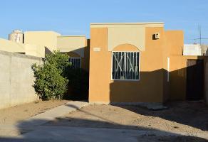 Foto de casa en venta en camino del norte , el camino real, la paz, baja california sur, 14248402 No. 01