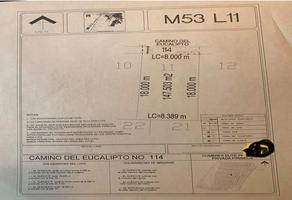 Foto de terreno habitacional en venta en camino el eucalipto , cumbres elite 1 sector, monterrey, nuevo león, 0 No. 01