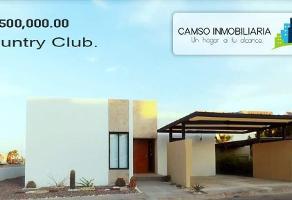 Foto de casa en venta en camino los seris , country club, guaymas, sonora, 0 No. 01