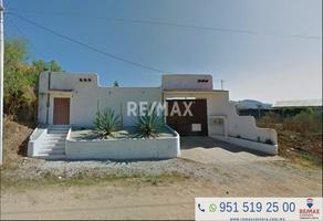 Foto de casa en venta en camino nacional numero 3 , san francisco lachigolo, san francisco lachigoló, oaxaca, 5990652 No. 01