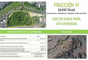 Foto de terreno habitacional en venta en camino nuevo a huixquilucan , lomas del río, naucalpan de juárez, méxico, 14309067 No. 01