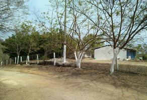 Foto de terreno habitacional en venta en camino pochutla - puerto angel s/n el colorado, pochutla , el colorado, san pedro pochutla, oaxaca, 18859771 No. 01