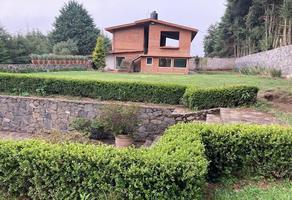 Foto de casa en venta en camino público a oyameyo , san miguel topilejo, tlalpan, df / cdmx, 0 No. 01