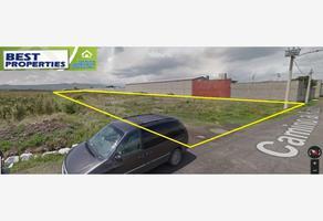Foto de terreno industrial en venta en camino rancho la cuadra , industrial chalco, chalco, méxico, 13272294 No. 01