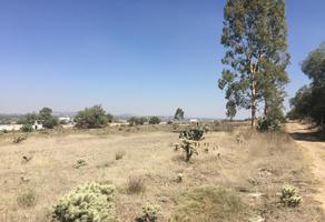 Foto de terreno habitacional en venta en camino real 1, tlamapa, axapusco, méxico, 6262201 No. 01