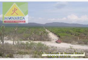 Foto de terreno comercial en venta en camino real 1000, el gavilán, cerritos, san luis potosí, 0 No. 01