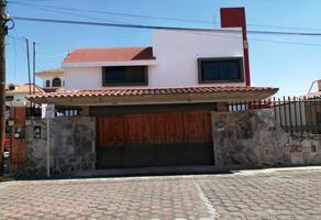 Foto de casa en renta en camino real 4825, villa alejandra, puebla, puebla, 0 No. 01