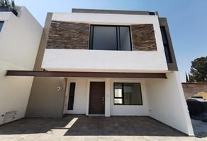 Foto de casa en venta en camino real a cholula 10, santiago momoxpan, san pedro cholula, puebla, 0 No. 01