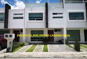 Foto de casa en venta en camino real a cholula 6661, camino real a cholula, puebla, puebla, 8393457 No. 01
