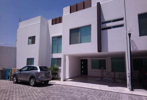 Foto de casa en venta en  , camino real a cholula, puebla, puebla, 18091424 No. 01