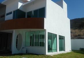 Foto de casa en condominio en venta en camino real a huimilpan, bahamas , bahamas, corregidora, querétaro, 16794690 No. 01