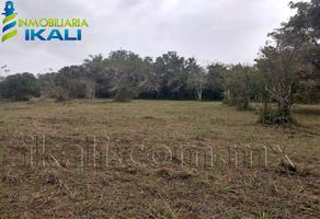 Foto de terreno habitacional en venta en camino real a juana moza , isla de juana moza, tuxpan, veracruz de ignacio de la llave, 6449323 No. 01