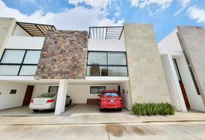 Foto de casa en venta en camino real a momoxpan 165, la carcaña, san pedro cholula, puebla, 0 No. 01