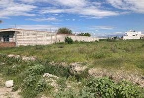 Foto de terreno habitacional en venta en camino real a santa clara na, san bernardino tlaxcalancingo, san andrés cholula, puebla, 0 No. 01